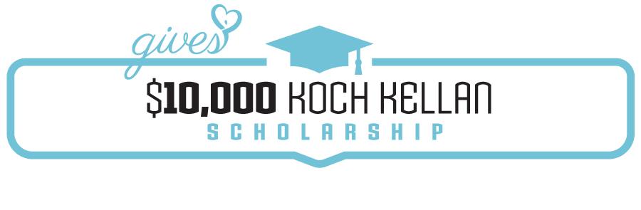 Koch Kellan Scholarship - Banner